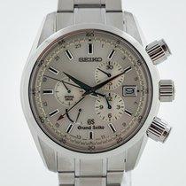 Seiko Grand Seiko Steel 43.5mm Silver No numerals United States of America, California, Pleasant Hill