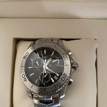TAG Heuer Link Quartz Steel 42mm Black No numerals United States of America, Virginia, charlottesville