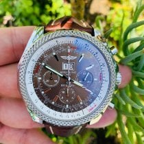 Breitling Bentley 6.75 Steel 48mm Brown No numerals United States of America, California, Los Angeles