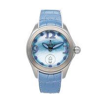 Corum Bubble Steel 42mm Blue Arabic numerals United States of America, Pennsylvania, Bala Cynwyd