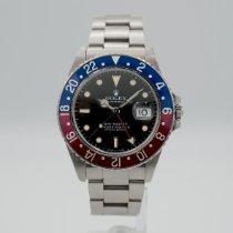 Rolex GMT-Master Steel 40mm Black No numerals United States of America, California, Santa Monica