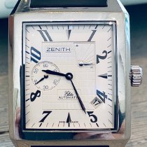 Zenith Port Royal Steel 51mm White Arabic numerals United States of America, California, Orinda
