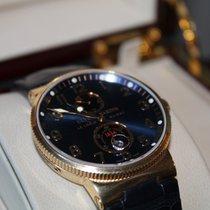 Ulysse Nardin Marine Chronometer 41mm Rose gold Blue Arabic numerals United States of America, Arizona, Phoenix
