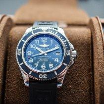 Breitling Superocean II 42 Steel 42mm Blue Arabic numerals United States of America, California, Los Angeles