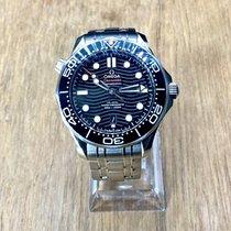 Omega Seamaster Diver 300 M 210.30.42.20.01.001 Очень хорошее Сталь 42mm Автоподзавод