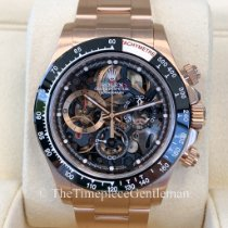 Rolex Daytona Rose gold 40mm Transparent No numerals United States of America, Texas, Dallas