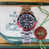 Rolex 16710 Steel 2003 GMT-Master II 40mm pre-owned United States of America, California, Los Angeles