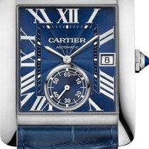 Cartier Stahl 34.3mm Automatik WSTA0010 neu