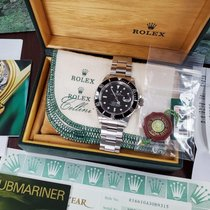 Rolex 16610 Steel Submariner Date 40mm pre-owned United States of America, California, Los Angeles