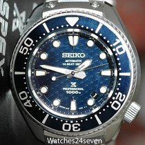Seiko Marinemaster pre-owned Rubber