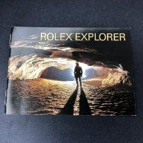 Rolex Explorer pre-owned
