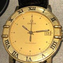 Omega Constellation Quartz Or jaune 33mm Or Romains France, Le Mans