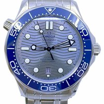 Omega 210.30.42.20.06.001 Steel Seamaster Diver 300 M 42mm pre-owned United States of America, Florida, Naples