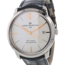 Girard Perregaux 1966 Or blanc 38mm France, Lyon
