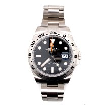 Rolex Explorer II neu 2020 Automatik Uhr mit Original-Papieren 216570
