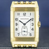 Jaeger-LeCoultre Reverso Duoface 42mm Silver Arabic numerals United States of America, Massachusetts, Boston