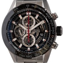 TAG Heuer Carrera Calibre HEUER 01 Steel 45mm United States of America, Texas, Austin
