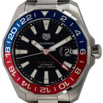 TAG Heuer Aquaracer 300M new Automatic Watch with original box and original papers WAY201F.BA0927