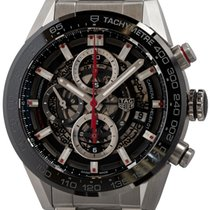 TAG Heuer Carrera Calibre HEUER 01 Steel 43mm United States of America, Texas, Austin