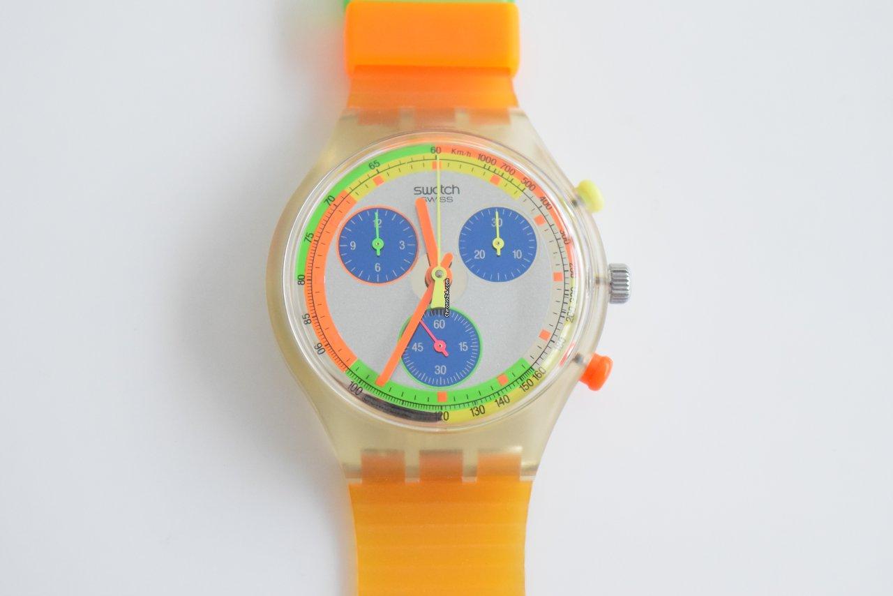Swatch Chrono Jelly Stag SCK 104 eladó 76 278 Ft Magáneladó