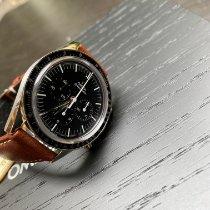 Omega Speedmaster Professional Moonwatch Acier 39.7mm Noir Sans chiffres