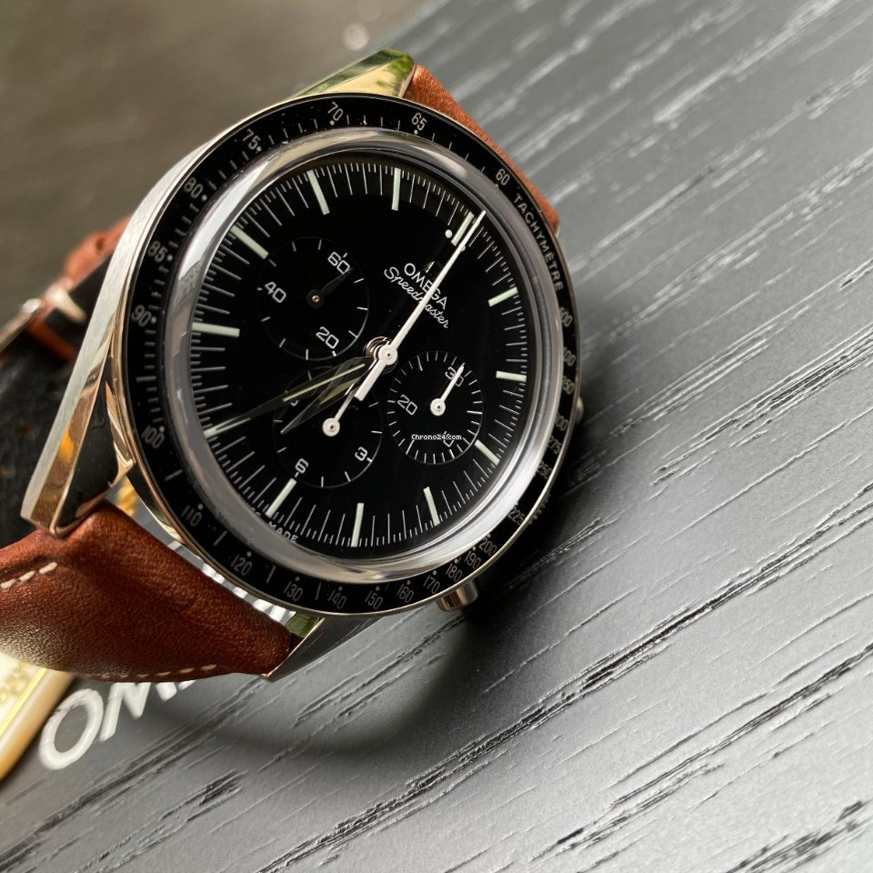 Omega Speedmaster Professional Moonwatch 311.32.40.30.01.001 - First Omega in Space 2021 ny