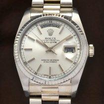 Rolex Day-Date 36 Or blanc 36mm France, Paris