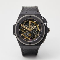 Hublot King Power Ceramic 48mm Black United Kingdom, London