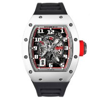 Richard Mille RM 030 Ceramic 50mm Transparent Arabic numerals