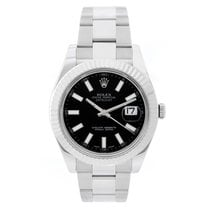 Rolex Steel 41mm Automatic 116334 pre-owned