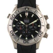 Omega Seamaster Diver 300 M Titanium 41,4mm Zwart Nederland, Woerden