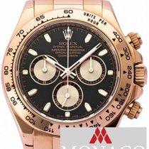 Rolex 116505 Rose gold 2009 Daytona 40mm pre-owned