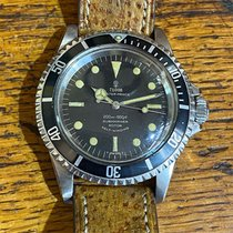 Tudor 7016/0 Staal 1968 Submariner 40mm tweedehands