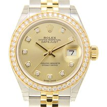 Rolex Lady-Datejust 28mm Or