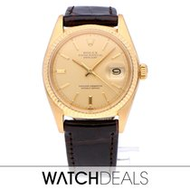 Rolex Datejust 1601 1975 pre-owned