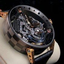 B.R.M Titan 44mm Automatisk B.R.M R50 TN gold titanium brukt