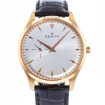 Zenith Elite Ultra Thin Rose gold 40mm Silver United States of America, Georgia, Atlanta