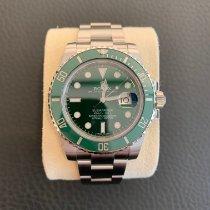 Rolex Submariner Date 116610LV 2012 подержанные