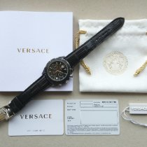 Versace Parts/Accessories pre-owned Crocodile skin