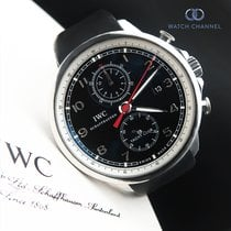 IWC Portuguese Yacht Club Chronograph IW390210 2013 pre-owned