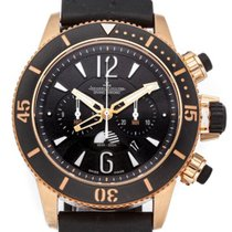 Jaeger-LeCoultre Master Compressor Diving Chronograph GMT Navy SEALs Oro rosa 46.3mm Negro