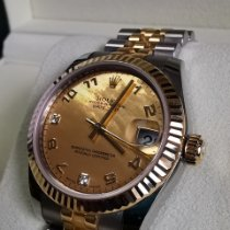 Rolex Lady-Datejust new 2010 Automatic Watch with original box and original papers 178273