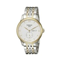 Tissot Le Locle Steel 39.3mm Silver
