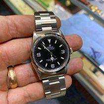 Rolex Explorer Steel 36mm Black Arabic numerals United States of America, Tennesse, Franklin