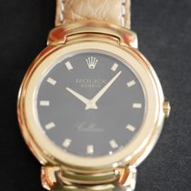 Rolex Cellini ny 2000 Kvarts Klocka med originallåda 6622