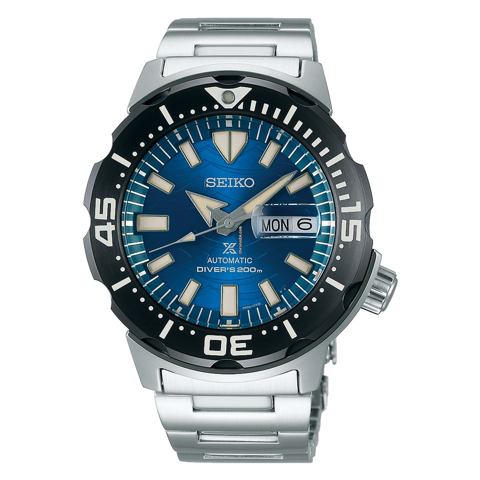 Seiko Prospex Monster (Save The Ocean) SRPE09K1