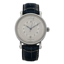 Chronoswiss Kairos Steel 38mm Silver Arabic numerals United States of America, Florida, Sarasota