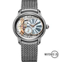 Audemars Piguet Millenary Ladies White gold 39.5mm Mother of pearl United States of America, New York, New York