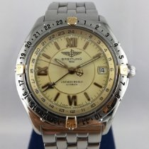 Breitling Antares Steel Champagne