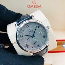 Omega De Ville Prestige Acero 39.5mm Gris